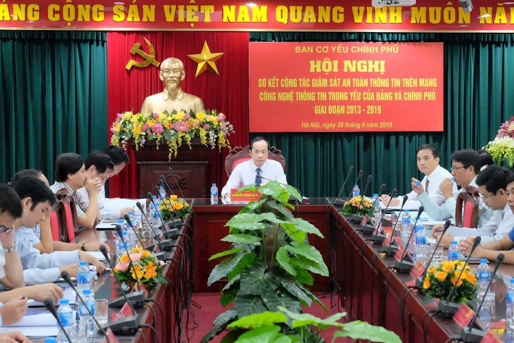 Hơn 10.000 lỗ hổng bảo mật được phát hiện trong hệ thống mạng các cơ quan Chính phủ tại Việt Nam   Mỗi năm phát hiện hàng triệu cuộc tấn công mạng vào hệ thống mạng CNTT trọng yếu