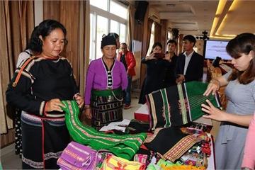 UNDPhỗ trợ phụ nữ dân tộc thiểu số tỉnh Đăk Nông phát triển kinh doanh với công nghệ 4.0