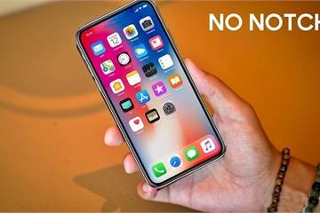 """iPhone 2020 màn hình siêu lớn, không có """"tai thỏ"""" nhưng giữ lại Face ID?"""