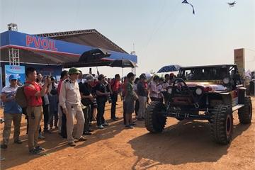 Giải đua xe địa hình PVOIL Cup 2019 thức khai mạc: 80 đội vào cuộc đua tranh ở Đồng Mô