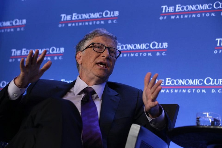 Hóa ra bí mật tới thành công của Bill Gates lại nằm trong chiếc túi xách mà ông luôn mang theo mình