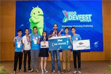 DevFest 2019 muốn tìm ra những ý tưởng, sản phẩm công nghệ giải quyết vấn đề môi trường và xã hội