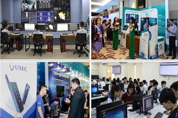 """Gần 30 sản phẩm, dịch vụ an toàn thông tin """"Make in Vietnam"""" dự bình chọn sản phẩm, dịch vụ chất lượng cao 2019"""