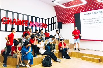 """Chương trình """"du học"""" Đại học Công nghệ  Swinburne tại Việt Nam đã có những sinh viên đầu tiên"""