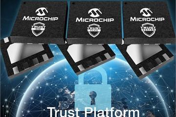 Microchip ra nền tảng cài đặt sẵn Trust Platform giúp doanh nghiệp đơn giản hóa bảo mật IoT trên phần cứng