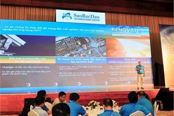 Sao Bắc Đẩu giới thiệu loạt giải pháp công nghệ chuyên sâu theo từng ngành nghề