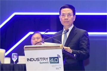 """Bộ trưởng Nguyễn Mạnh Hùng: """"Việt Nam sẽ vào Top 50 quốc gia chuyển đổi số trong năm 2025"""""""