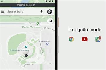 Google ra mắt chế độ ẩn danh cho bản đồ, tự động xóa lịch sử YouTube
