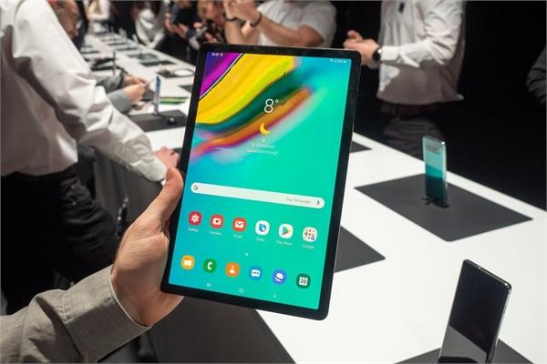 Samsung sẽ ra mắt máy tính bảng 5G đầu tiên trên thế giới