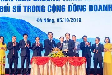 VNPT sẽ thúc đẩy nhanh quá trình chuyển đổi số của các doanh nghiệp Việt Nam