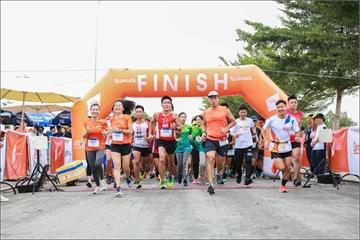 Dự án chạy bộ cộng đồng Uprace 2019 quyên góp được 6 tỷ đồng thiện nguyện