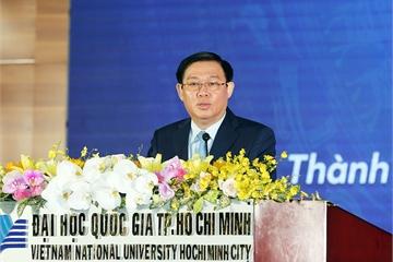 Hình thành doanh nghiệp trong trường đại học để góp phần phát triển thị trường khoa học, công nghệ