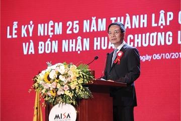 Bộ trưởng Nguyễn Mạnh Hùng: Tinh thần Make in Vietnam là phải tạo ra sản phẩm và thương hiệu quốc gia