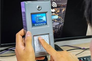 Giải pháp khóa thông minh ứng dụng IoT RingBOT dành cho chung cư cao cấp sẽ được triển khai từ tháng 11/2019