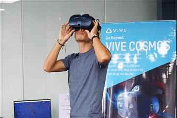 HTC giới thiệu kính thực tế ảo Vive Cosmos tại Việt Nam
