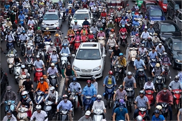 Người Việt đang giảm mua xe máy