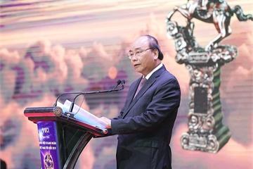 """Thủ tướng: """"Việt Nam cần có một thế hệ các doanh nhân và các nhà công nghiệp dân tộc hùng mạnh"""""""