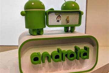 """Chỉ trong 10 năm, Symbian, BlackBerry """"bay màu"""", Android từ số 0 trở thành số 1 thế giới"""