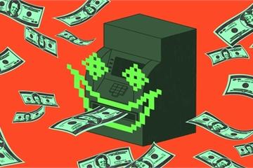 Malware có khả năng ép máy ATM phải 'phun' hết tiền ra đang trên đà lây lan