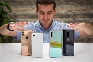 iPhone, Samsung hay LG, điện thoại nào mất giá nhất thế giới?