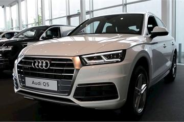 Triệu hồi hơn 500 chiếc Audi Q5 tại Việt Nam