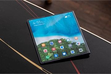 Điện thoại gập Huawei Mate X sẽ lên kệ vào cuối tháng 10