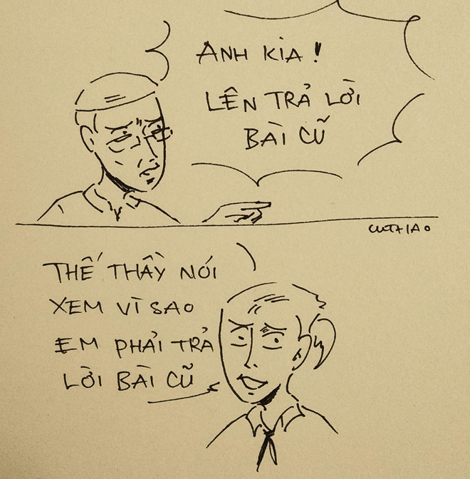 Loat anh che theo trend 'the ban noi xem sao minh phai tra loi ban' hinh anh 6
