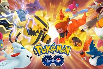 Pokemon GO sắp ra mắt tính năng đối kháng online