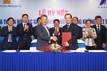 VNPT đem giải pháp chuyển đổi số hậu thuẫn Vietnam Airlines chuyên nghiệp trong thời 4.0