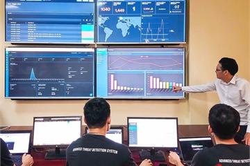 Cần Thơ đưa vào hoạt động Trung tâm Giám sát an ninh mạng do CyRadar xây dựng