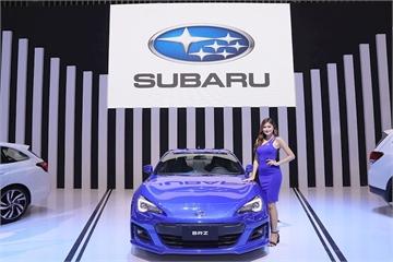 Chiêm ngưỡng bộ đôi xe thể thao Subaru BRZ Sport coupe và Levorg 2020 lần đầu xuất hiện tại Việt Nam