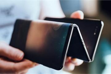 TCL giới thiệu smartphone màn hình gập 3 độc đáo