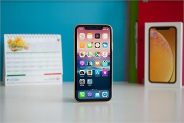 iPhone XR đánh bại mọi iPhone khác trên đất Mỹ
