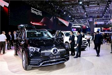 Mercedes-Benz GLE 450 4MATIC ra mắt thị trường Việt Nam, giá 4,369 tỷ đồng