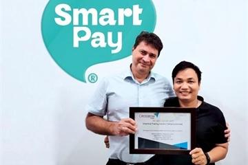 Ví điện tử SmartPay đạt chứng nhận bảo mật quốc tế PCI DSS cấp độ 2