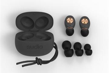 Thương hiệu tai nghe True Wireless SUDIO gia nhập thị trường Việt Nam
