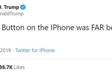 Tổng thống Mỹ chê iPhone đời mới