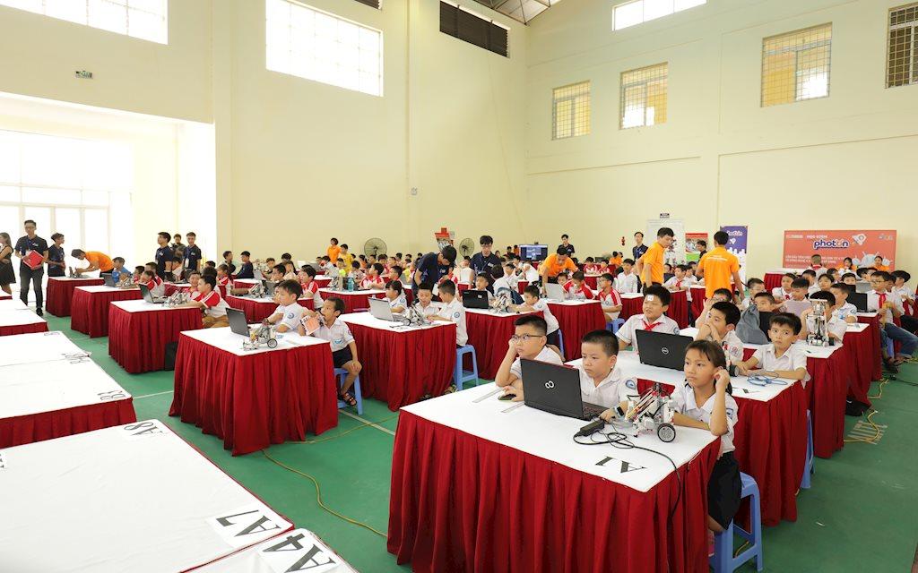 Sẽ chọn thí sinh đại diện học sinh Việt Nam dự Ngày hội Robothon và WeCode quốc tế 2019 trong tuần này | Ngày hội Robothon và WeCode hướng tới trang bị kỹ năng cần thiết trong thời đại 4.0 cho học sinh Việt Nam