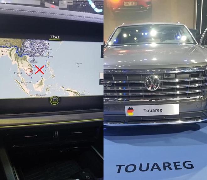'Duong luoi bo' tren xe Volkswagen trung bay tai VMS 2019 hinh anh 1