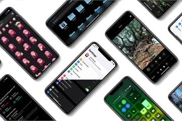 Apple phát hành iOS 13.2 cho iPhone, iPad