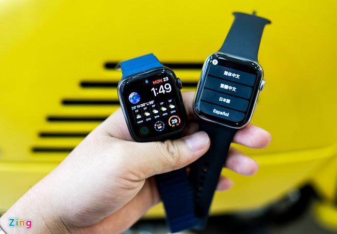 Apple Watch Series 5 chinh hang ve Viet Nam, gia tu 11,6 trieu dong hinh anh 2
