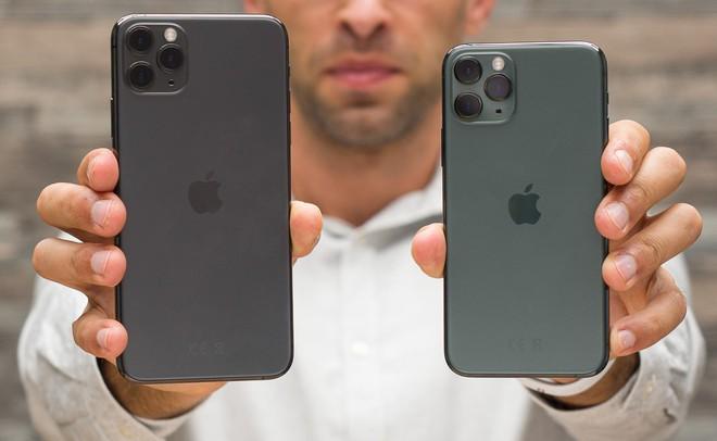iPhone 11 Pro ve gia 25 trieu van ken khach tai Viet Nam hinh anh 2