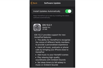 Người dùng bội thực với bản cập nhật iOS mới