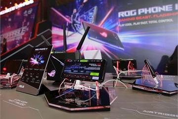ROG Phone II chính hãng giá 22 triệu đồng, mở bán độc quyền ở Cell phone S