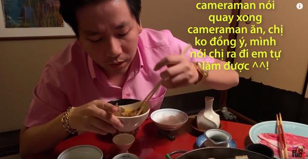 Giật title sốc với cụm từ quỳ khóc trong vlog mới, Khoa Pug bị tố không tôn trọng phụ nữ - Ảnh 5.