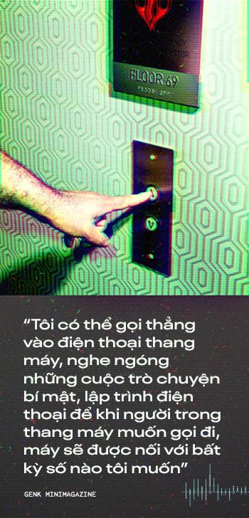 Bí mật trong thang máy: cổng không gian đặc biệt cho phép trò chuyện với người lạ bằng đường dây khẩn cấp - Ảnh 3.