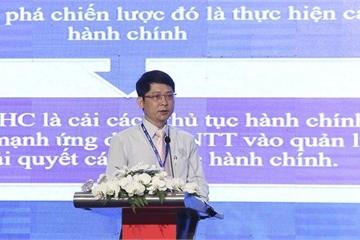 Quảng Ninh: Khó khăn trong đảm bảo ATTT của Chính phủ điện tử đến từ việc thay đổi thói quen của cán bộ công chức
