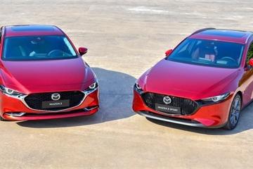 Mazda3 2020 chốt giá tại Việt Nam: có tới 10 phiên bản, giá bán từ 719 đến 939 triệu đồng
