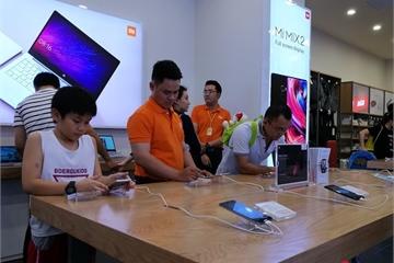 """Những """"chú ngựa ô"""" trên thị trường smartphone Việt Nam"""