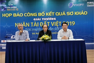 Nhân tài Đất Việt 2019: Nhiều sản phẩm khởi nghiệp ứng dụng công nghệ 4.0 giải quyết các vấn đề nóng